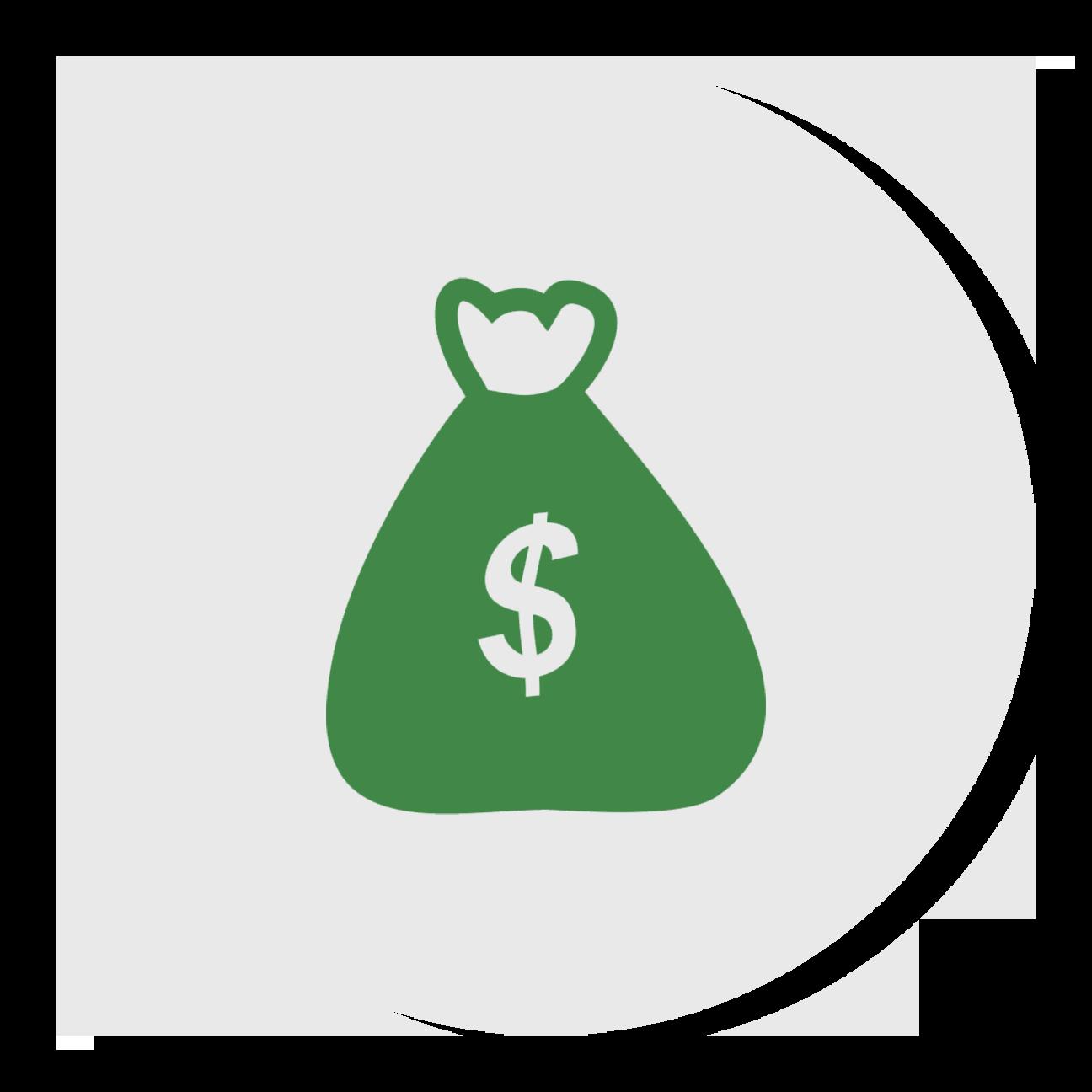 2058 - Money Bag